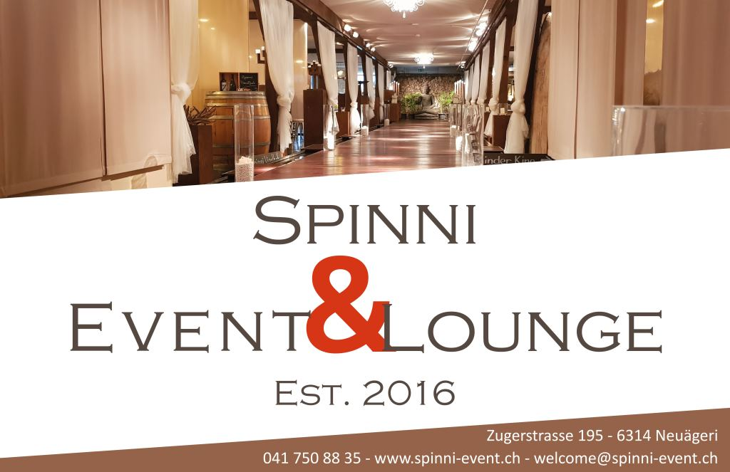 Spinni Event & Lounge GmbH